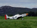 P51 Mustang 'Old Crow'